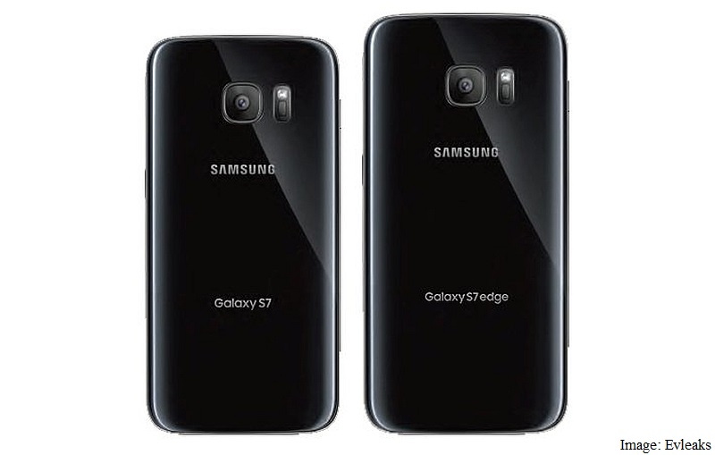 Samsung Galaxy S7, Galaxy S7 Edge Rear Panel Image Leaked
