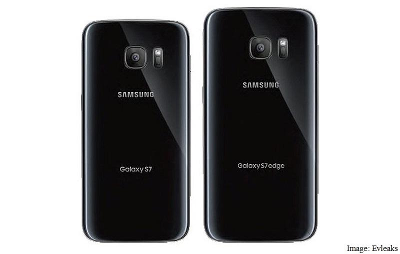 Samsung Galaxy S7, Galaxy S7 Edge Rear Panel Image Leaked