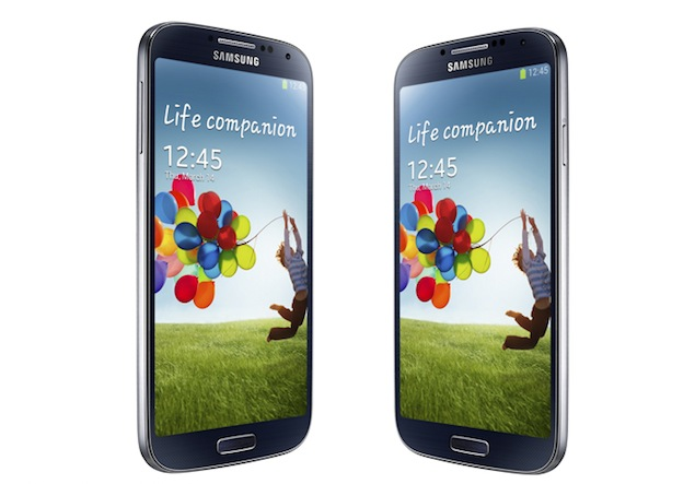 Samsung Galaxy S4 official with 5-inch full-HD display, 8-core CPU