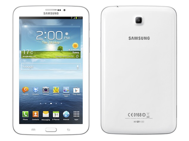 Samsung unveils Galaxy Tab 3 with Android 4.1, voice calling