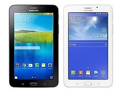 Samsung Galaxy Tab A Series and Galaxy Tab 3 V Budget Tablets Launched