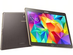 BlackBerry Launches Secure Tablet Based on Samsung's Galaxy Tab S 10.5