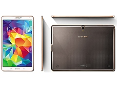 Samsung Galaxy Tab S Series With Super AMOLED Displays Launched in India