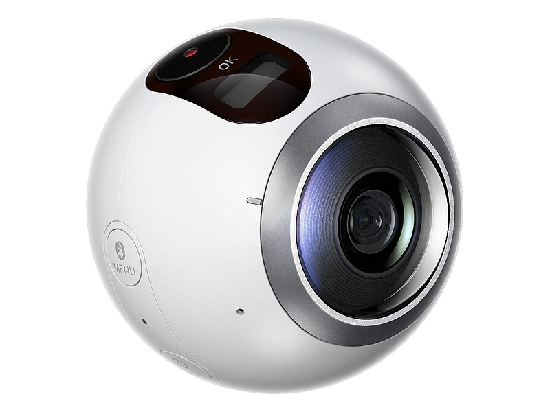 Samsung Gear 360 Camera Official Price Revealed