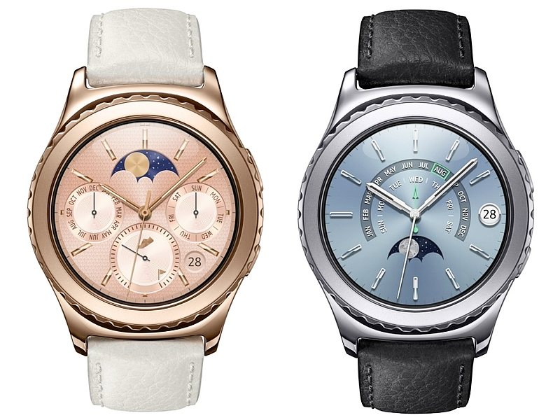 CES 2016: Samsung Gear S2 to Support iOS, New Classic Variants Announced