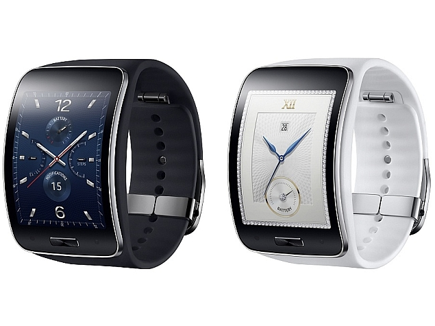 Samsung Gear S and LG G Watch R Smartwatches Unveiled