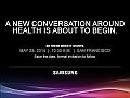 Samsung Executive Says no Product Launch at Health-Focussed Event