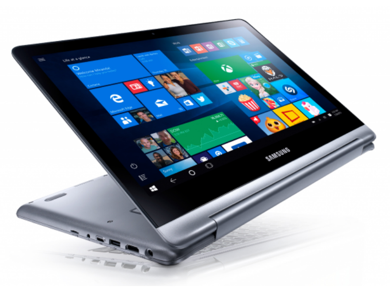 Samsung Notebook 7 Spin Windows 10 Laptop Hybrid Launched