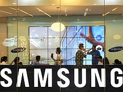 Samsung Electronics CEO Hoses Down Chip War Fears