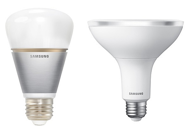 Samsung announces Bluetooth-controlled Smart Bulbs