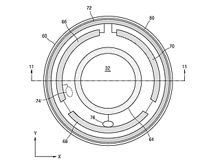 Samsung Smart Contact Lens With Camera in the Works, Tips Patent