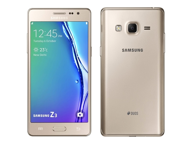 samsung z3 with 5inch display tizen 24 os launched at