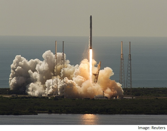SpaceX Falcon 9 Rocket Explodes After Launch