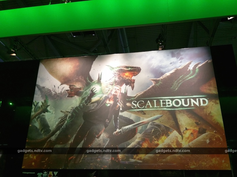 Gamescom 2015 Day 4: Scalebound Fan Demo, PC Mods, and Final Fantasy XV