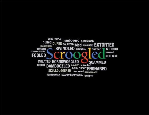 Google scoffs at Microsoft's Scroogled merchandise attack with 'wearables' taunt