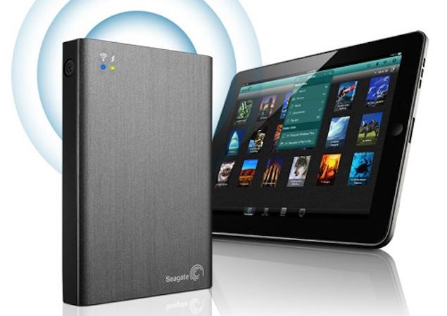 Seagate Wireless Plus, Seagate Central storage solutions