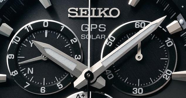 Seiko Astron small dials