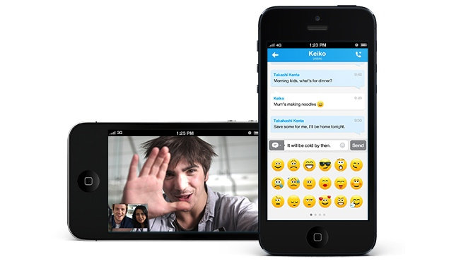 Skype update for iPhone and iPad brings auto redial ability, other fixes
