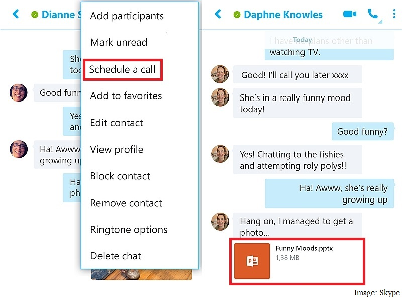 Skype for Android Update Brings Call Scheduling and More