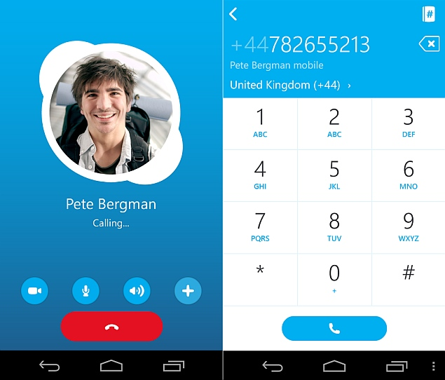 Skype Lets Users Make Free Calls to US and Canada Phones From India