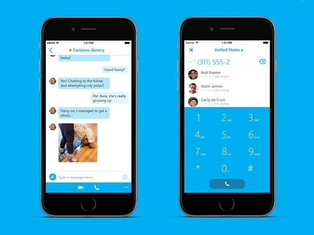 Skype 5.9 for iPhone Brings Smart Dialling; Pre-Release Program Announced