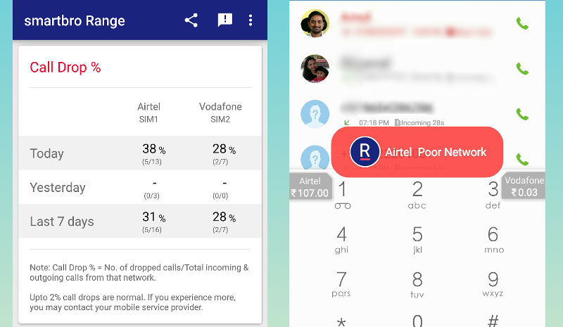 New Android App Makes It Easy to Log All Your Call Drops
