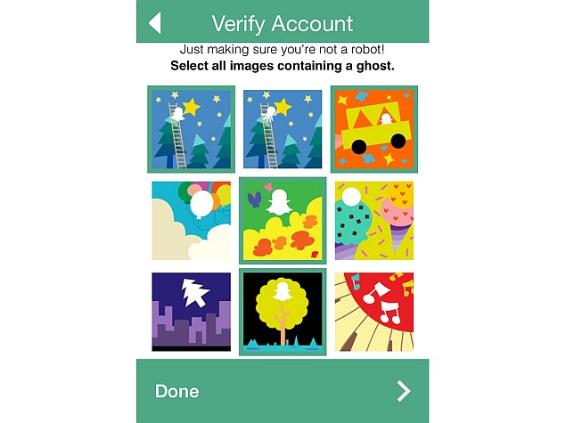 Snapchat's brand new 'find the ghost' security feature gets hacked