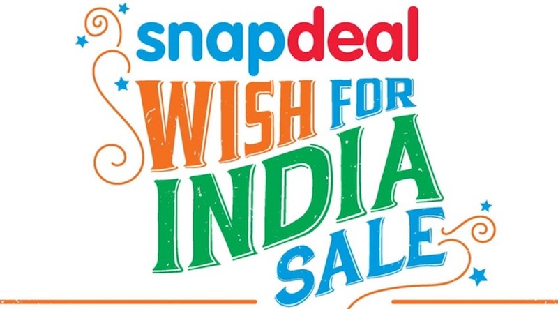 Snapdeal Wish for India Sale: What's on Offer