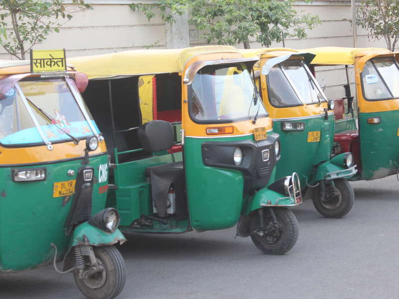 These Autos Are Driving Around Delhi Collecting Air Quality Data