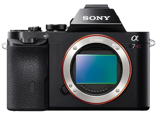 Sony launches full-frame Alpha 7 and Alpha 7R mirrorless interchangeable lens cameras