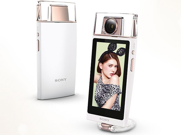 Sony Unveils Selfie-Focused Perfume Bottle Camera for Fashionistas