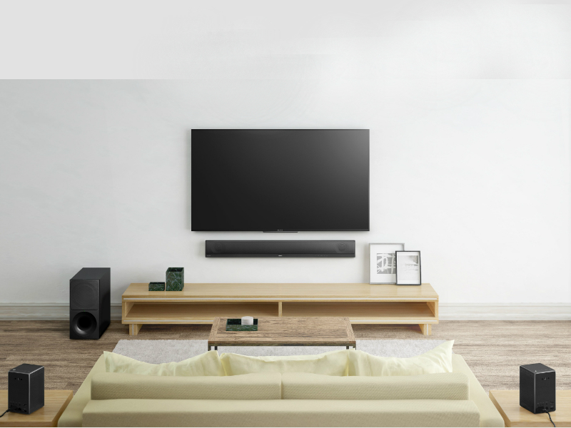 Sony India Refreshes Audio Line Up With New Soundbars And