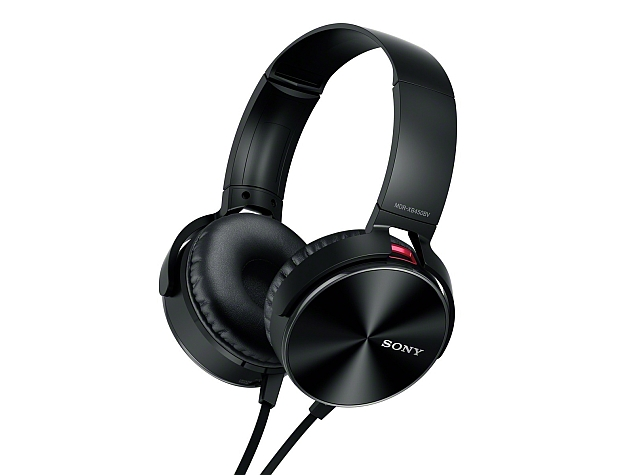 Sony MDR-XB450BV Vibration-Enabled Headphones Launched at Rs. 5,990