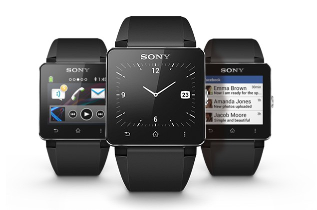 Sony launches SmartWatch 2, a 'second screen' for Android smartphones