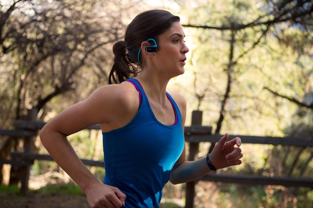 Sony launches waterproof, wire-free Walkman Sports MP3 Player