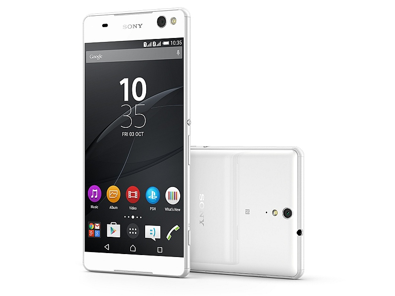 Sony Xperia C5 Ultra Dual Selfie-Focused Smartphone Launched at Rs. 29,990