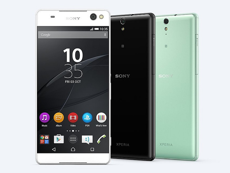 Sony Xperia C4, Xperia C5 Ultra Now Receiving Android 5.1 Lollipop Update