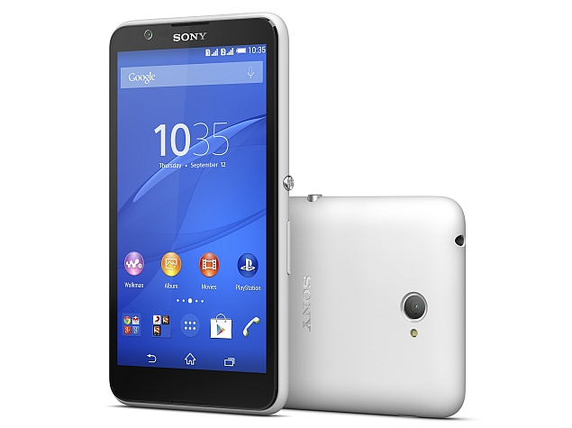 Sony Xperia E4 Dual With 5-Inch Display Launched at Rs. 12,490
