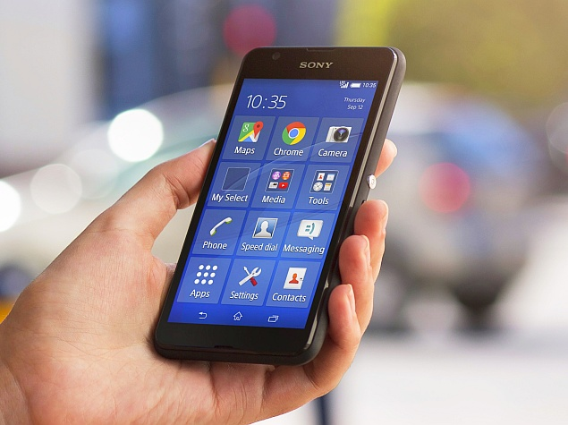 Sony Xperia E4g With 4.7-Inch Display, 4G LTE Connectivity Launched