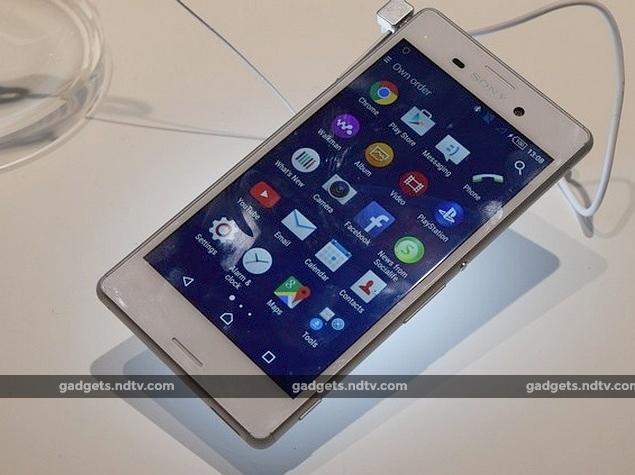 Sony Xperia M4 Aqua First Impressions: Flagship Features Go Downstream