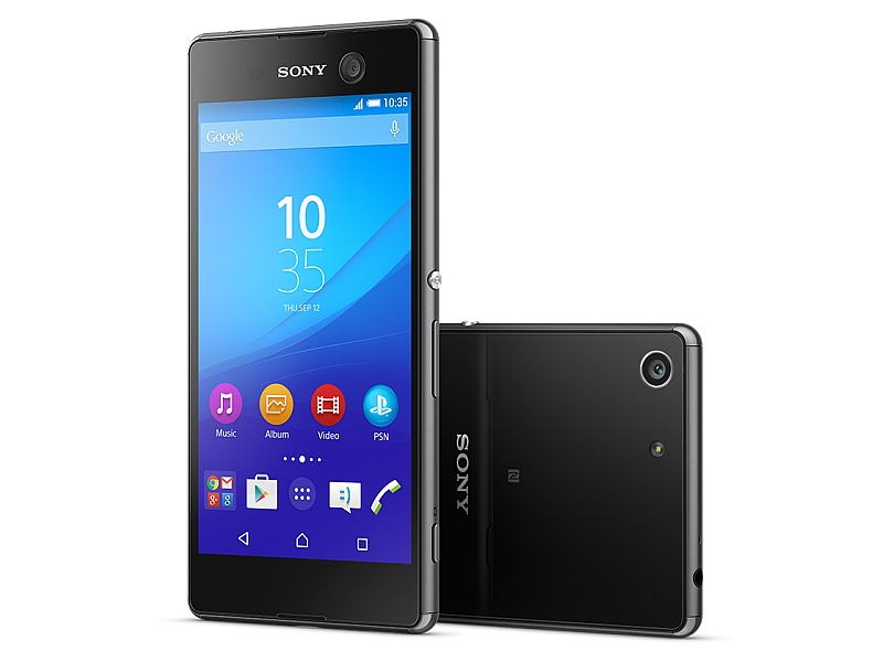 Sony Xperia M5 Dual With 13-Megapixel Front Camera Launched at Rs. 37,990