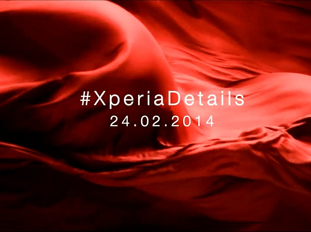 Sony teases something 'extraordinary' for its Xperia event at MWC 2014