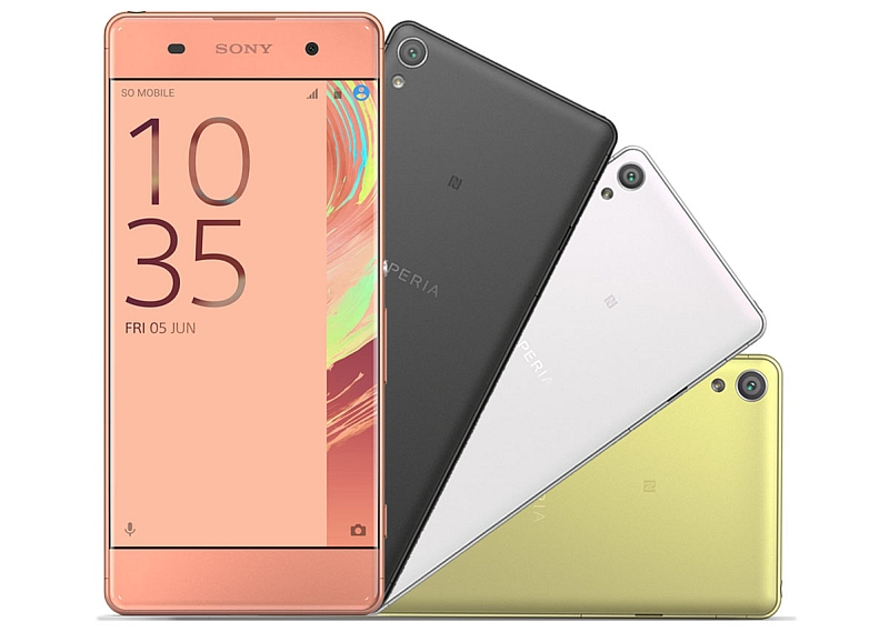 sony xperia x dual xperia xa dual launched in india price specs and more technology news. Black Bedroom Furniture Sets. Home Design Ideas