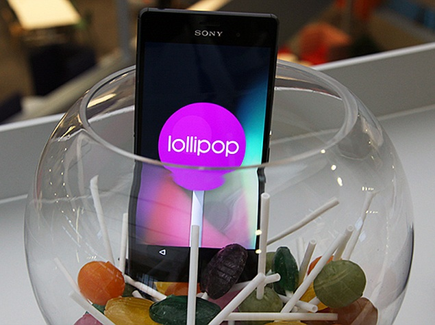 Android 5.0 Lollipop Update for Xperia Z3, Xperia Z2 Due at Start of 2015: Sony