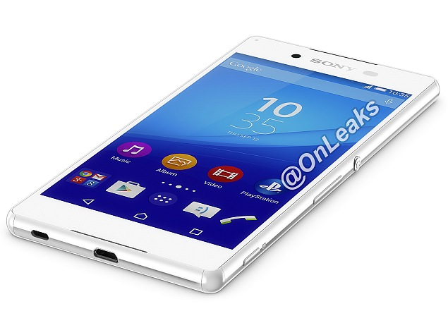 Sony Xperia Z4 Design Tipped in Leaked Images Alongside Specifications