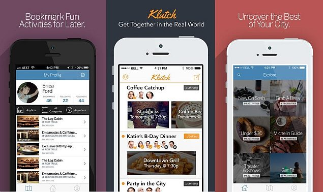 Apps link people with new places in real world