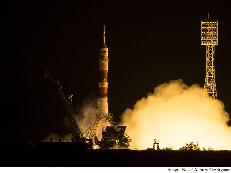 Russia Extends Travel Time to International Space Station