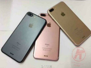 Next iPhone's Space Black Variant Leaked in Images; Dual Camera Setup Spotted