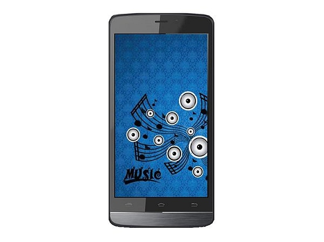 Spice Stellar 518 With Android 4.4 KitKat Available Online at Rs. 7,799