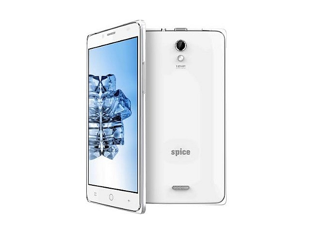 Spice Stellar 524 With 13-Megapixel Camera Launched at Rs. 10,799